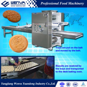 Tray Type Small Biscuit Machine pictures & photos