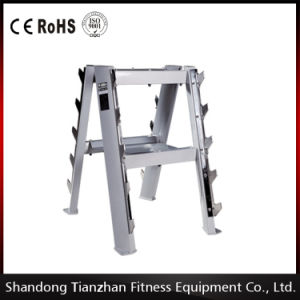 Gym Equipment Commercial / Gym Fitness Equipment /Tz-5015 Barbell Rack pictures & photos