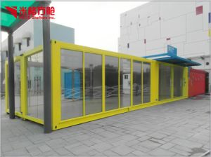 Quick Installation Sandwich Panel Container House/Camp/ Accommodation pictures & photos