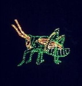 LED Locust String Motif Lights for Xmas Illumination and Decorations pictures & photos