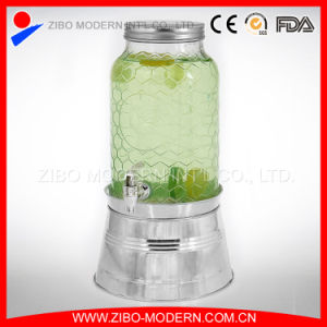 Customized Glass Cold Water Dispenser pictures & photos