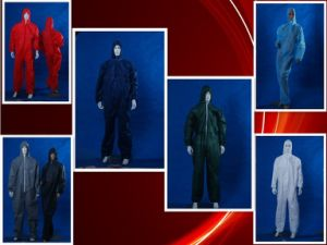 New Product PP Nonwoven Coverall pictures & photos