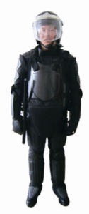 Impact Resistant Anti-Riot Body Armor for Police pictures & photos