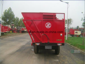 with Picker and Peeling Fucntion Maize Harvesting Machine pictures & photos