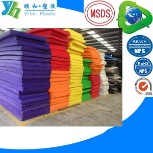 Odorless Close Cell PE Foam Sheet for Toys pictures & photos