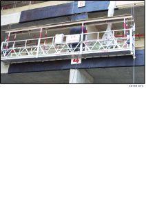 Zlp630 Hot Galvanized Suspended Platform pictures & photos