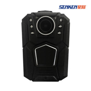 Powerful CCTV Digital Police Body Camera with WiFi Option pictures & photos
