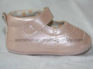 Bright Baby Shoes Ws1307 pictures & photos