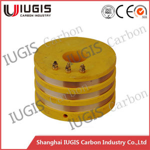3 Rings Traditional Slip Ring for Machinery Industry Use pictures & photos