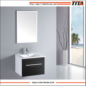 UK MDF Glossy Bathroom Vanity TM301A pictures & photos