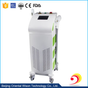 4 in 1 IPL Shr RF Elight ND YAG Laser Hair Removal Tottoo Removal pictures & photos