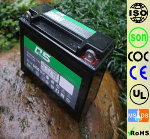 YT7DL YT7D (12N7A 12N7B YB7B) 12V7AH High Starting Performance AGM Sealed maintenance free lead acid motorcycle battery pictures & photos