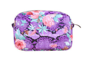 Animal Printed PU Fashion Latest Cosmetic Bag (KCC186) pictures & photos