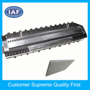 Professional Custom Plastic Extrusion Mold for PE Board pictures & photos