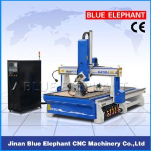 Discounted Cheap CNC Router 1325 Wood Cutting Machine pictures & photos