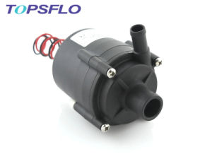 Brushless High Flow Rate Mini Irrigation System Pump pictures & photos