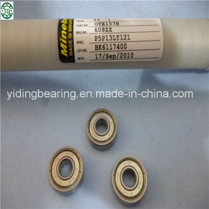 NMB 608zz 607RS 624RS 695zz 626zz 626RS Bearing NMB Deep Groove Ball Bearing pictures & photos