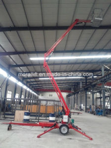 Hot Sale China Articulated Aerial Platform pictures & photos