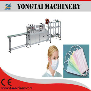 Surgical Dentists Flu Medical Face Mask Making Machine pictures & photos
