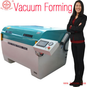 Bytcnc-14 Full Automatic Vacuum Forming Machine pictures & photos
