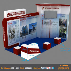 China Trade Shows Display Booth Design pictures & photos