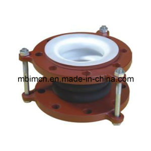 Circular Flange Connection Teflon PTFE Lined Compensation Device pictures & photos