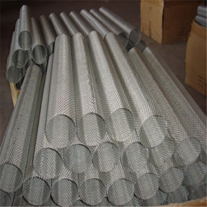 Wire Mesh Screenfilter Cylinder, Chemical Filter pictures & photos