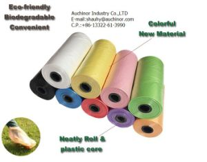 Wholesale Eco Friendly Doggie Poop Bags pictures & photos
