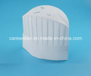 Disposable Non-Woven Chef Hat for Cooking pictures & photos