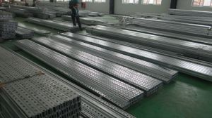HDG C Channel 41*41 Perforated /Unistrut Plain Channel/Slotted Strut Channel (FACTORY PRICE) pictures & photos