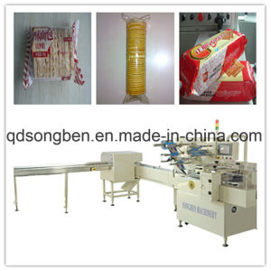 Bun Trayless Packaging Machine with Feeder pictures & photos