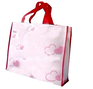 Waterproof 80GSM Non Woven Shopping Bag (YSNB06-008) pictures & photos