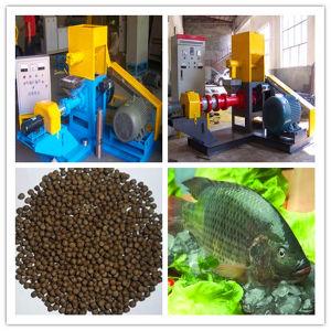 High Efficiency Floating Fish Feed Pellet Making Machine