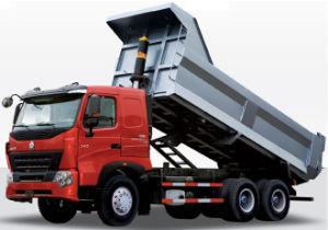 HOWO A7 8X4 Heavy-Duty Dump/Dumper/Tipper Truck