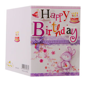 Handmade 3D Birthday Greeting Cards