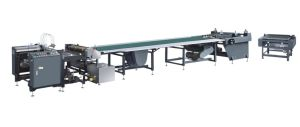 Paper Feeding and Pasting Machine (JSJ-650B) pictures & photos