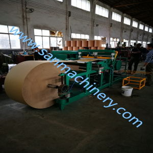 High Quality Auto Paper Drum Making Machine pictures & photos