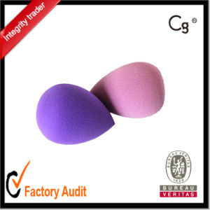 Drop Shape Manufactory Cosmetic Makeup Sponge pictures & photos