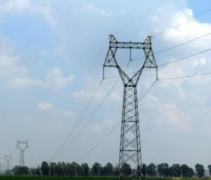 220kv Angle Crossing Transmission Tower pictures & photos