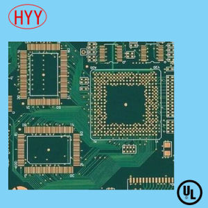 Double-Sided Aluminum PCB with 1.6mm Thickness 2 Layers pictures & photos
