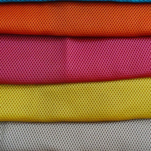 Sandwich Mesh Cloth Polyester Mesh pictures & photos