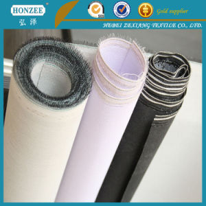 0.26 White Color Low Formaldehyde Content Comfortable Cap Interlining pictures & photos