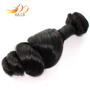100% Remy Hair Loose Wave Hot Sale Peruvian Virgin Hair pictures & photos