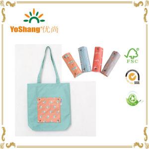 Folding Nylon Shoppong Tote Bag pictures & photos