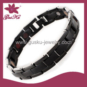 Unique Design Stainless Steel Costume Bracelet (2015 Gus-STB-238)