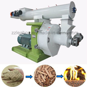 Gearbox Driven Ring Die Biomass Wood Pellet Mill Machine pictures & photos