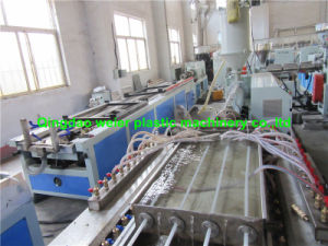 Waste Water Treatment Plant Mbbr Carrier Media Extrusion Machine pictures & photos