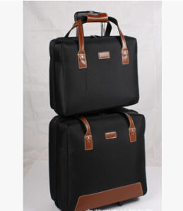 New Design Item Fashion Trolley Travel Luggage (BDM052) pictures & photos