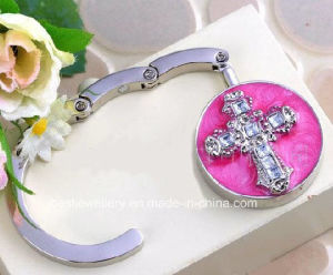 Color Enamel Foldable Purse Hanger (BHF123) pictures & photos