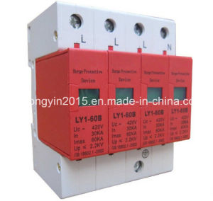 Ly1-B60 3p+N Class B 60ka Surge Suppressor pictures & photos